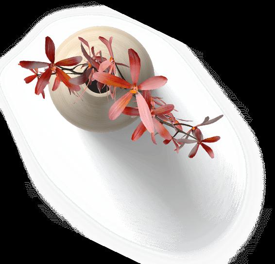 Fiore disegno - 1