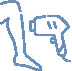 Epilazione laser icona