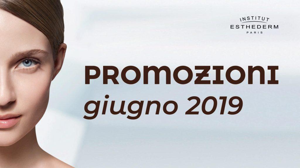 Promo estetica giugno - prodotti Esthederm
